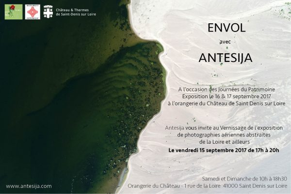 Envol avec Antesija exposition du 15 au 17 Septembre 2017